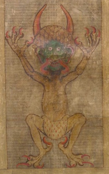 Codex Gigas_devil